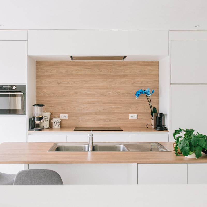 Moderne interieurinrichting