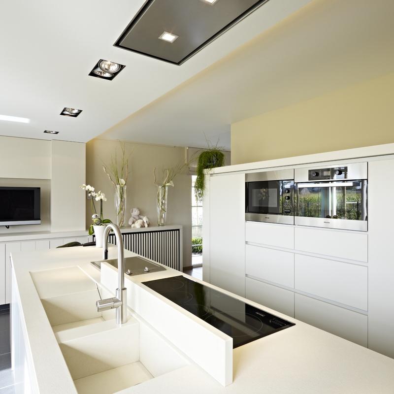 Moderne keukenprojecten