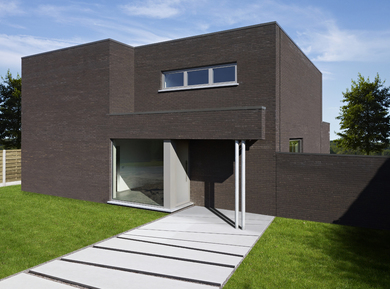 moderne villa woning